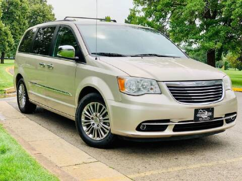 2014 Chrysler Town and Country for sale at Boise Auto Group in Boise ID
