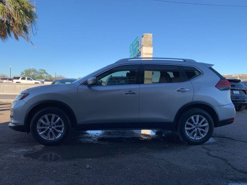 2017 Nissan Rogue for sale at Primetime Auto in Corpus Christi TX