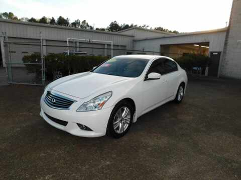2012 Infiniti G37 Sedan for sale at Paniagua Auto Mall in Dalton GA