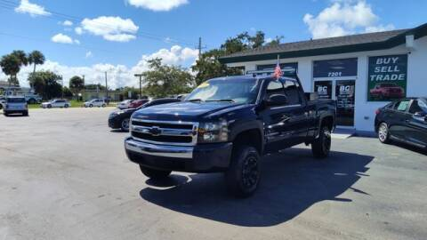 2007 Chevrolet Silverado 1500 for sale at BC Motors PSL in West Palm Beach FL
