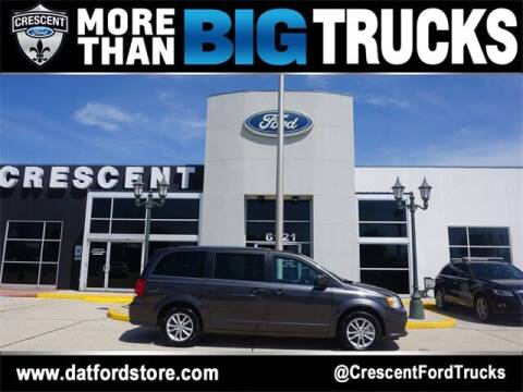 2019 Dodge Grand Caravan for sale at Crescent Ford in Harahan LA