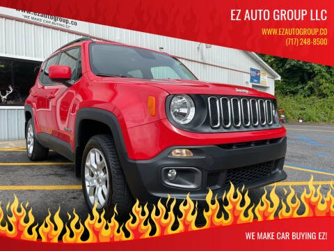 2017 Jeep Renegade for sale at EZ Auto Group LLC in Lewistown PA
