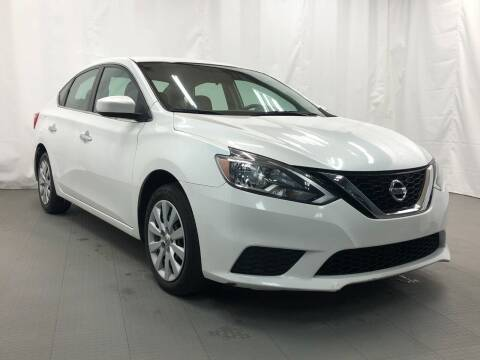 2017 Nissan Sentra for sale at Direct Auto Sales in Philadelphia PA