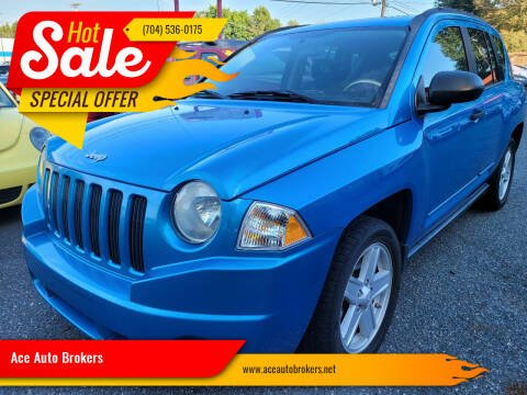 2008 Jeep Compass for sale at Ace Auto Brokers in Charlotte NC