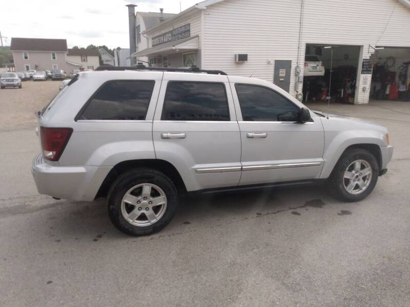 2006 Jeep Grand Cherokee for sale at ROUTE 119 AUTO SALES & SVC in Homer City PA