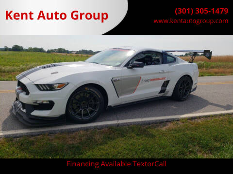 2017 Ford Mustang for sale at Kent Auto Group in Woodsboro MD
