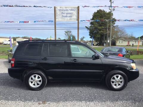 2004 Toyota Highlander for sale at Affordable Autos II in Houma LA