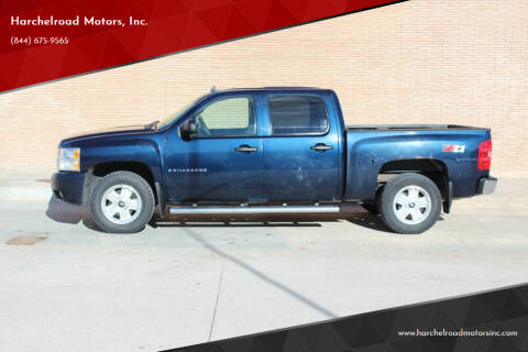 2008 Chevrolet Silverado 1500 for sale at Harchelroad Motors, Inc. in Imperial NE