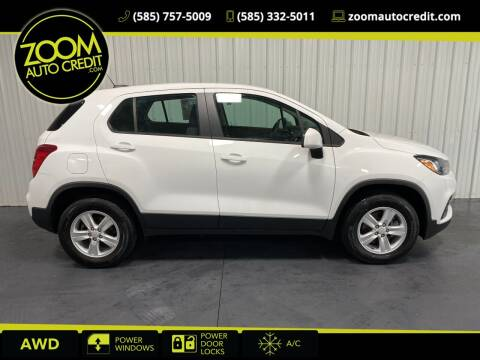 2017 Chevrolet Trax for sale at ZoomAutoCredit.com in Elba NY