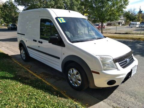 2012 Ford Transit Connect for sale at Kevs Auto Sales in Helena MT
