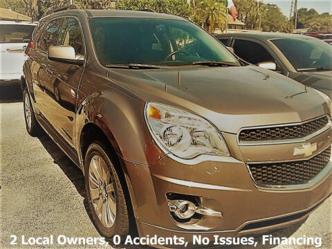 2011 Chevrolet Equinox for sale at PJ's Auto World Inc in Clearwater FL