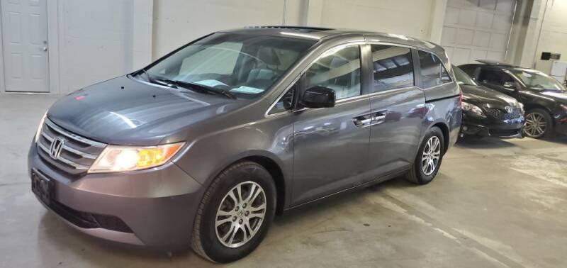 2012 Honda Odyssey for sale at Klika Auto Direct LLC in Olathe KS