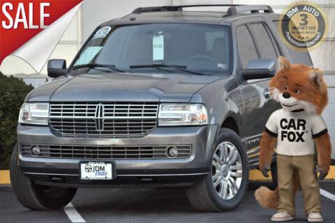 2012 Lincoln Navigator for sale at JDM Auto in Fredericksburg VA