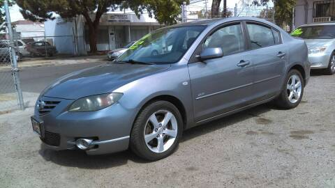 2004 Mazda MAZDA3 for sale at Larry's Auto Sales Inc. in Fresno CA