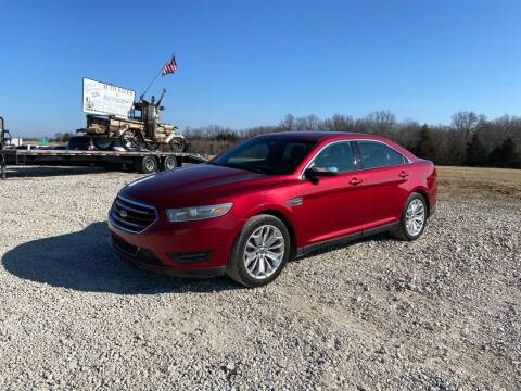 2013 Ford Taurus for sale at Ken's Auto Sales & Repairs in New Bloomfield MO