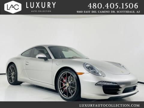 2013 Porsche 911 for sale at Luxury Auto Collection in Scottsdale AZ