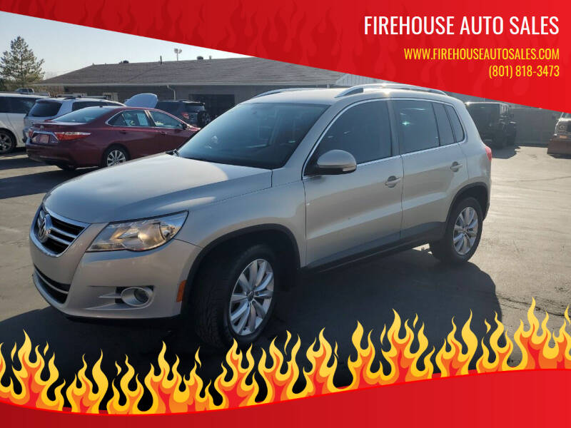 2011 Volkswagen Tiguan for sale at Firehouse Auto Sales in Springville UT