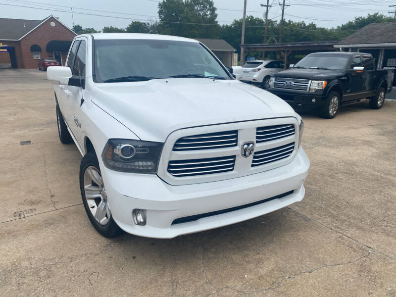 2014 RAM Ram Pickup 1500 for sale at C4 AUTO GROUP in Claremore OK