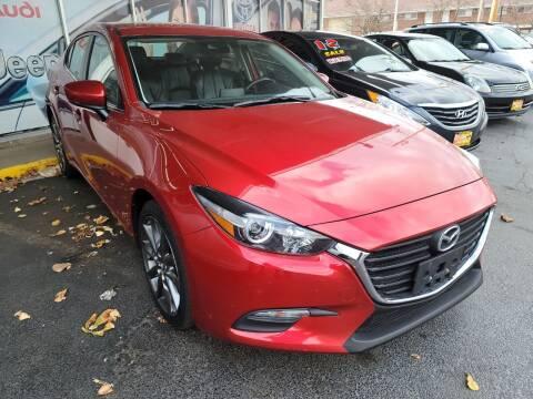 2018 Mazda MAZDA3 for sale at EL SOL AUTO MART in Franklin Park IL