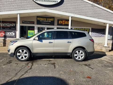 2017 Chevrolet Traverse for sale at Stans Auto Sales in Wayland MI
