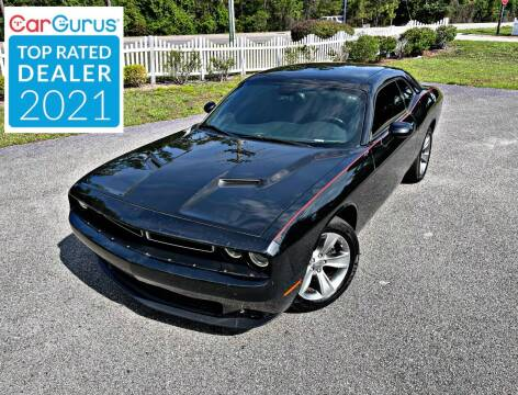 2016 Dodge Challenger for sale at Brothers Auto Sales of Conway in Conway SC