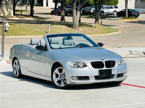 2008 BMW 3 Series for sale at Texas Drive Auto in Dallas TX