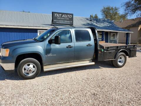 2008 GMC Sierra 3500HD for sale at TNT Auto in Coldwater KS