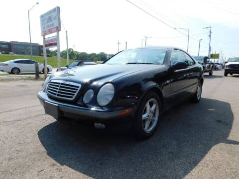 1998 Mercedes-Benz CLK for sale at AutoLink LLC in Dayton OH