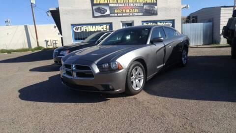 2011 Dodge Charger for sale at Advantage Motorsports Plus in Phoenix AZ