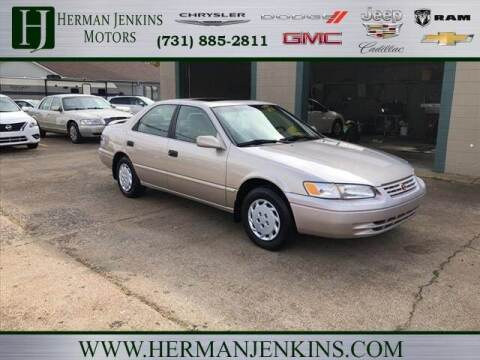1998 Toyota Camry for sale at Herman Jenkins Used Cars in Union City TN