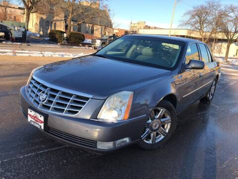 2007 Cadillac DTS for sale at Your Car Source in Kenosha WI
