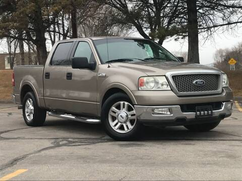 2004 Ford F-150 for sale at Used Cars and Trucks For Less in Millcreek UT