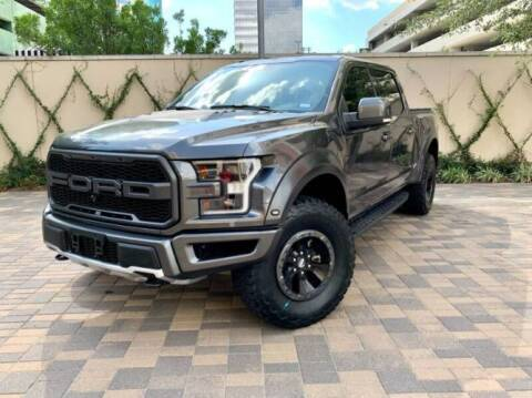 2018 Ford F-150 for sale at Classic Car Deals in Cadillac MI
