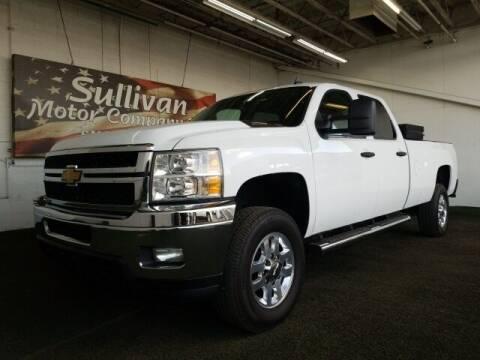 2012 Chevrolet Silverado 2500HD for sale at SULLIVAN MOTOR COMPANY INC. in Mesa AZ