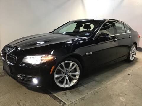 2014 BMW 5 Series for sale at EUROPEAN AUTO EXPO in Lodi NJ