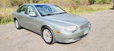 2006 Volvo S80 for sale at Transmart Autos in Zimmerman MN