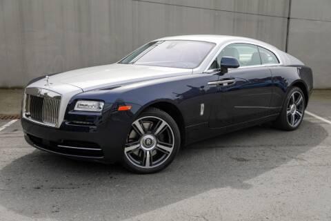 2014 Rolls-Royce Wraith for sale at Zadart in Bellevue WA