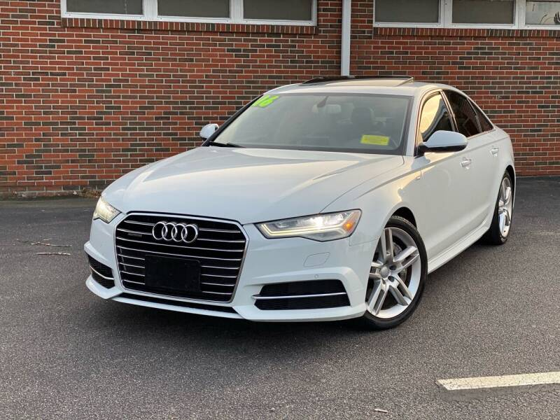 2016 Audi A6 for sale at Eagle Auto Sales LLC in Holbrook MA
