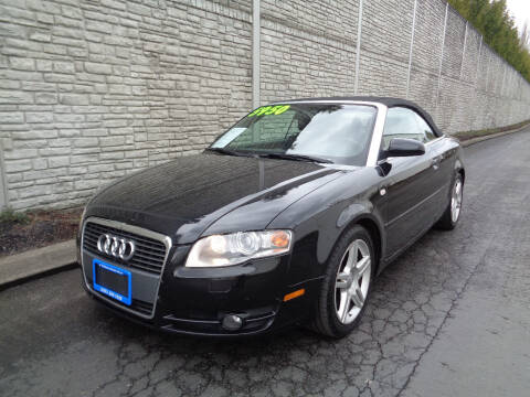 2008 Audi A4 for sale at Matthews Motors LLC in Algona WA