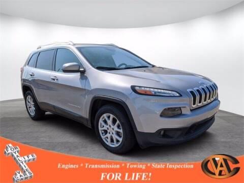 2018 Jeep Cherokee for sale at VA Cars Inc in Richmond VA