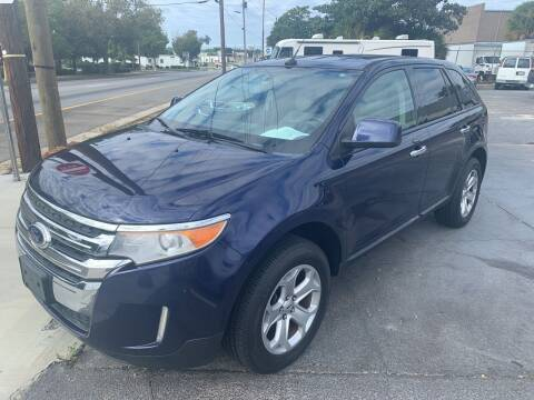2011 Ford Edge for sale at LEE AUTO SALES & SERVICE INC in Valdosta GA