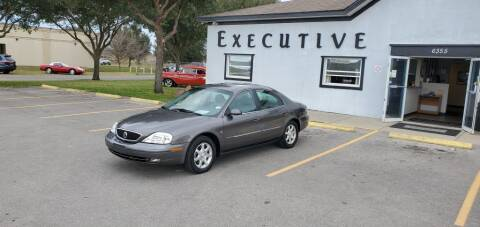 2002 Mercury Sable for sale at Executive Automotive Service of Ocala in Ocala FL