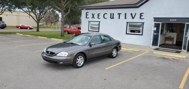 2002 Mercury Sable for sale at Executive Automotive Service of Ocala in Ocala FL