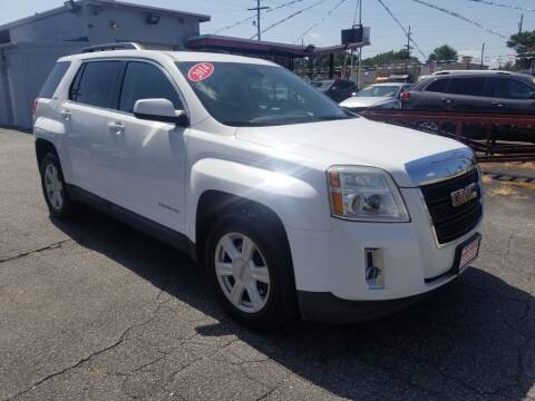 2014 GMC Terrain for sale at Absolute Motors in Hammond IN