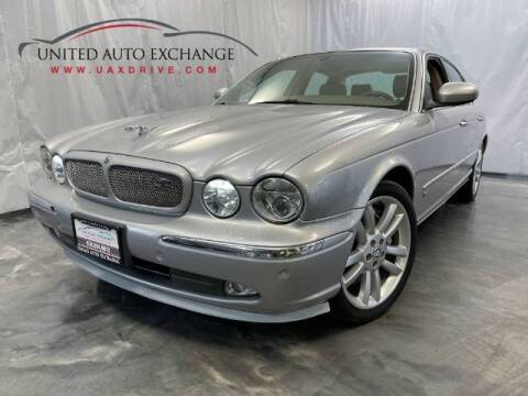 2004 Jaguar XJR for sale at United Auto Exchange in Addison IL