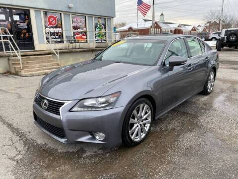 2014 Lexus GS 350 for sale at Bagwell Motors in Lowell AR