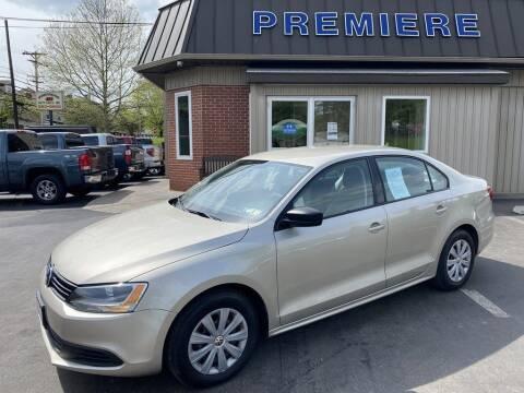 2014 Volkswagen Jetta for sale at Premiere Auto Sales in Washington PA
