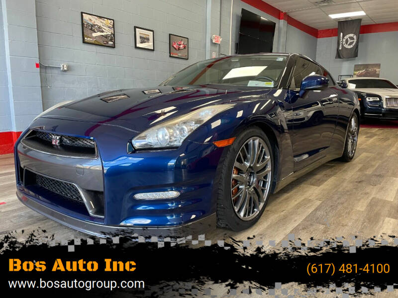 2014 Nissan GT-R for sale at Bos Auto Inc in Quincy MA