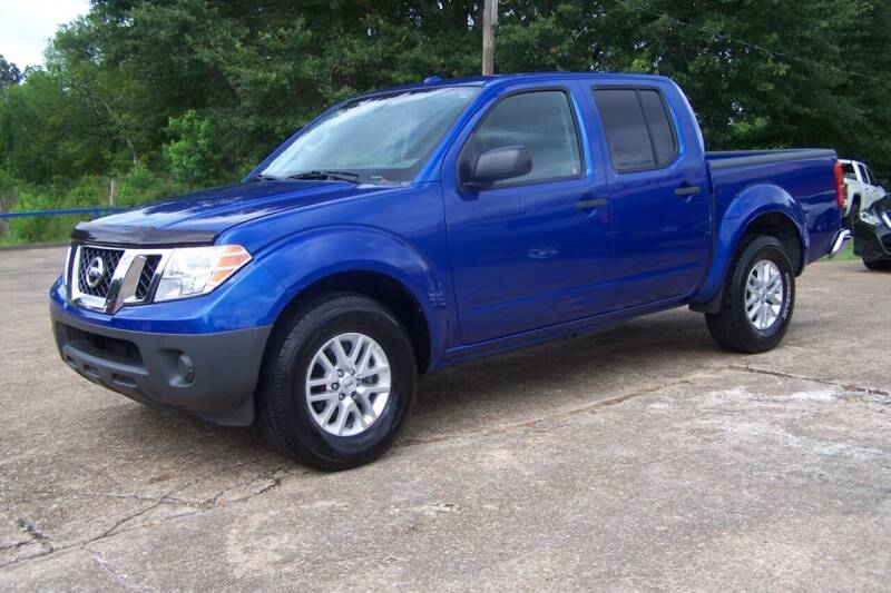 2014 Nissan Frontier for sale at HILLCREST MOTORS LLC in Byram MS