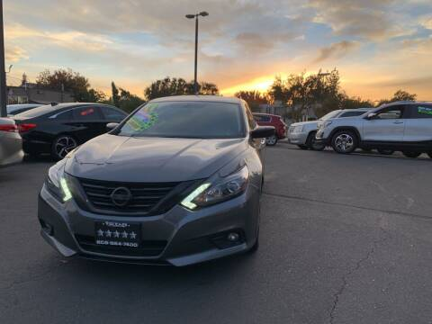 2017 Nissan Altima for sale at 5 Star Auto Sales in Modesto CA